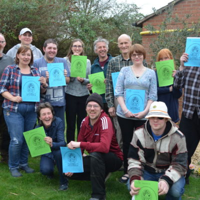Gardening Group And Certificates
