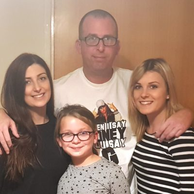 Nigel B And Daughters 2