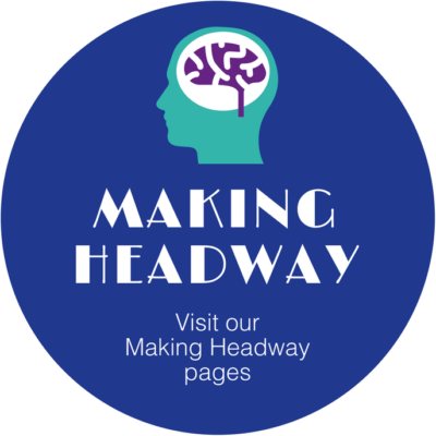 Visit Making Headway Button