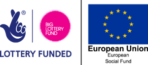 Lottery Funded, EU Social Fund