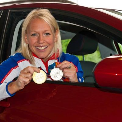 Olympic Medal Winner Gail Emms To Open Gym For Brain Injured People